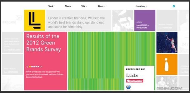 网页设计中如何更好的运用相似的颜色
