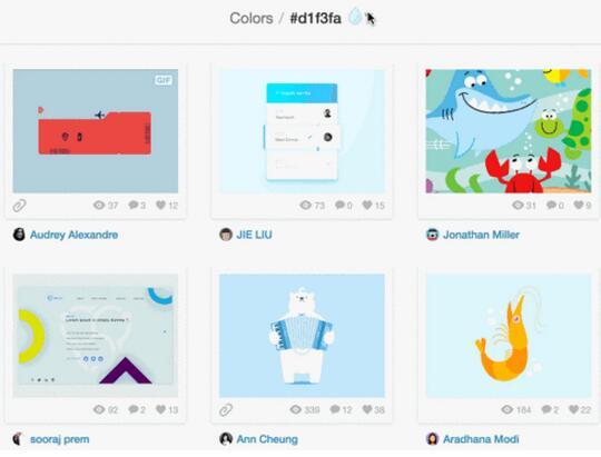 不擅长配色也没问题!网页快速配色的方法!